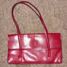 Sleek Burgandy Purse by Cato