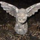 Bulldog Gargoyle Protective Figurine