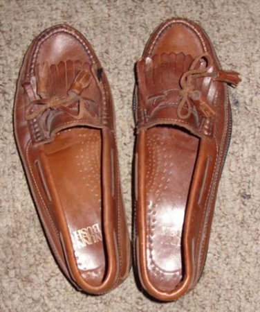 Nunn Bush Leather Mens Shoes, Size 10 1/2 W