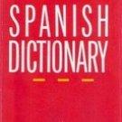 Hamyln Pocket Spanish Dictionary