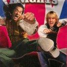 Shanghai Knights (VHS) Owen Wilson, Jackie Chan