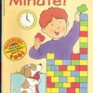 Just a Minute (Hello Math Reader) by Teddy Slater
