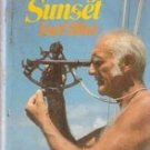 Sail Before Sunset by Earl Hinz (Rare 1st Edition)