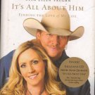 Its All About Him, Finding the Love of My Life by Denise Jackson