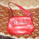 Tommy Hilfiger Red Leather Ladies Purse
