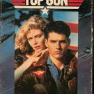Top Gun (VHS) starring Tom Cruise, Kelly McGillis, 1987