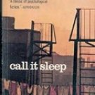 Call It Sleep by Henry Roth (Vintage paperback) 1964