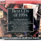 Best Cd's of 1994, BBC Music (Debussy, Handel,  Bach, Beethoven) MUSIC CD