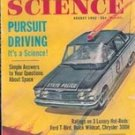 Popular Science Magazine, August 1962