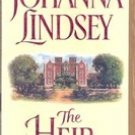 The Heir by Johanna Lindsey (Paperback) 2001