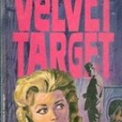 The Velvet Target by Genevieve Holden,  1956