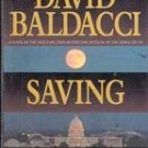 Saving Faith  By David Baldacci (hardback/DJ)