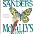 McNally's Risk by Lawrence Sanders(Paperback)