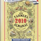 The Old farmers Almanac, 2010 hardback
