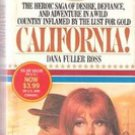 California by Dana Fuller Ross (Book 6 Wagons West)