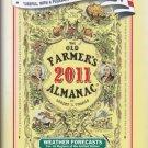 The Old farmers Almanac, 2011 hardback