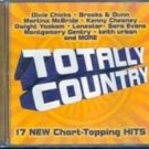 Totally Country   17 New Chart Topping Hits (Music Cd)