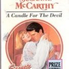 A Candle for the Devil by Susanne McCarthy