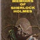 The Memoirs of Sherlock Holmes by Sir Arthur Conan Doyle, 1963