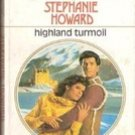 Highland Turmoil by Stephanie Howard (Paperback)