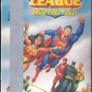 Justice League Unstoppable Forces, 2011 General Mill cereal premium