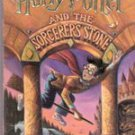 Harry Potter and the Sorceror's Stone by J K Rowling (Paperback.)