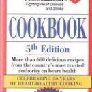 American Heart Association Cookbook (5th Edition)