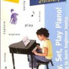 First Act Discovery Ready, Set, Play Piano