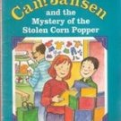 Cam Jansen and the Mystery of the Stolen Corn Popper by David A Adler