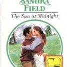 The Sun At Midnight by Sandra Field (Harlequin Romance paperback)