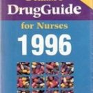 Delmar's Drug Guide for Nurses 1996 by George R Sprattio, Adrienne L Woods