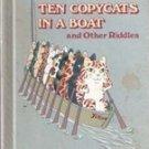Ten Copycats In A Boat by Alvin Schwartz (An I Can read Book)