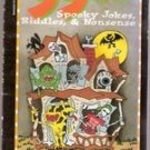 99 1/2 Spooky Jokes, Riddles & Nonsense by Holly Kowitt