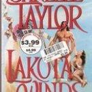 Lakota Winds by Janelle Taylor (Paperback)