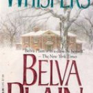 Whispers by Belva Plain (Paperback Novel)