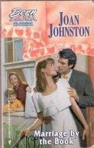 Marriage by The Book by Joan Johnston (Born In the USA Florida)