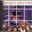 Holiday Greetings arranged by Martin Meir of Mutka Music Company (Music Cd)