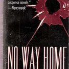 No Way Home by Andrew Coburn (Paperback Thriller)