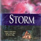 Storm Warning by Dinah Mccall (Paperback)