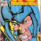 X-O Man of War (Valiant Comics) No. 24 Jan 1994.