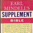 Earl MIndells Supplement Bible