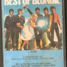 The Best of Blondie (Cassette Tape, 1981)
