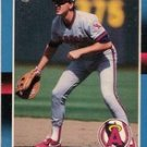 1988 Donruss Baseball Card No 110, Wally Joyner (Angels)