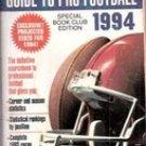 Street & Smith's Guide to Pro Football  1994