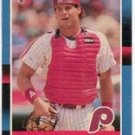 1988 Donruss Baseball Card No 309, Darren Daulton (Phillies)