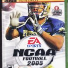 XBox- EA Sports NCAA Football 2005