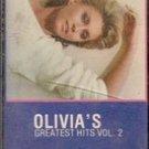 Olivia's Greatest Hits, Vol. 2 (cassette tape) MCA 1982
