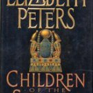 Children of the Storm by Elizabeth Peters (Amelia Peabody Mystery) 1st Edition