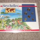 Seychelles Coin Set (Indian Ocean Island, Off Coast of Somalia)