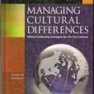 Managing Cultural Differences by Robert T Moran, Phillip Harris